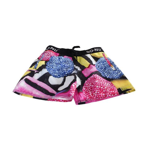 Beach Trunks - Licorice | SO-NU | Eye Catching Apparel & Home Goods