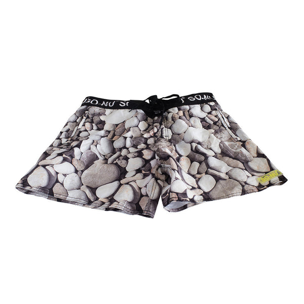 Beach Trunks - Pebbles | SO-NU | Eye Catching Apparel & Home Goods