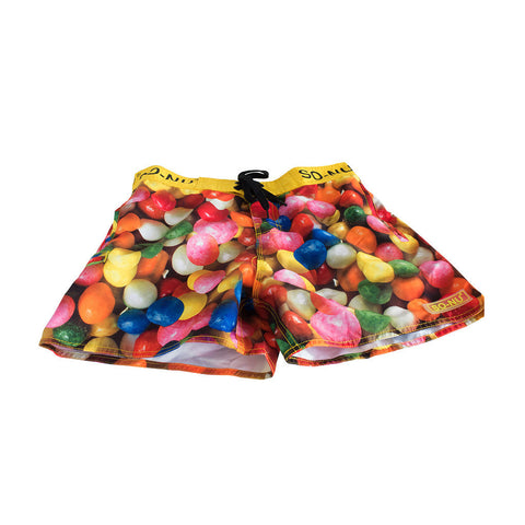 Beach Trunks - Sweets | SO-NU | Eye Catching Apparel & Home Goods