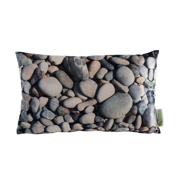 Cushion Cover - Pebbles | SO-NU | Eye Catching Apparel & Home Goods