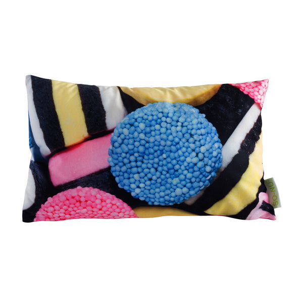 Throw Pillows - Licorice | SO-NU | Eye Catching Apparel & Home Goods