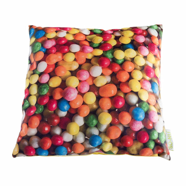 Throw Pillows - Sweets (Square) | SO-NU | Eye Catching Apparel & Home Goods