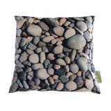 Cushion Cover - Pebbles (Square) | SO-NU | Eye Catching Apparel & Home Goods