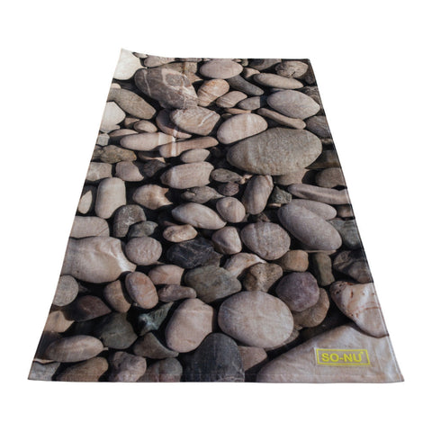 Beach Towel Pebbles - SO-NU | SO-NU | Eye Catching Apparel & Home Goods