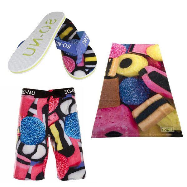 Licorise Men Board Shorts Bundle | SO-NU | Eye Catching Apparel & Home Goods
