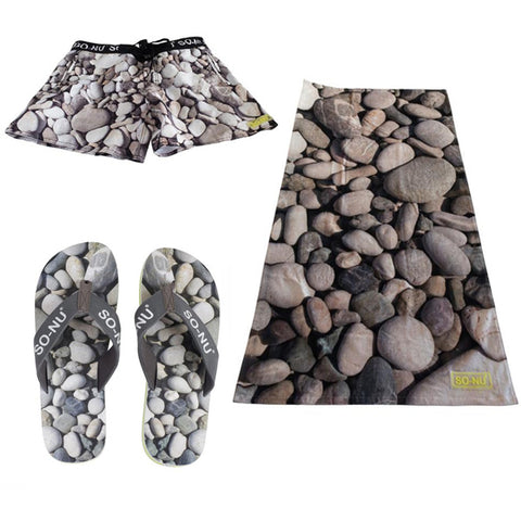 Pebbles Men Shorts Bundle | SO-NU | Eye Catching Apparel & Home Goods
