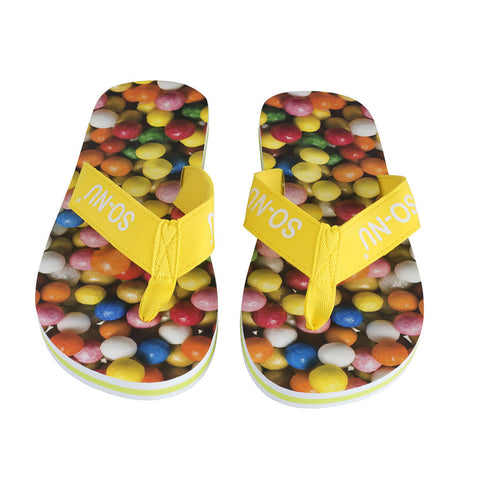 Flip Flops Men - Sweets | SO-NU | Eye Catching Apparel & Home Goods
