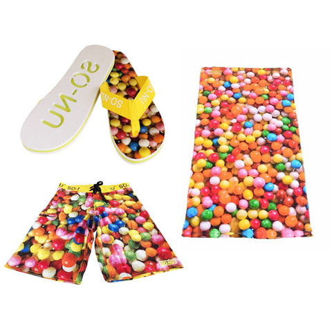 Sweets Men Board Shorts Bundle | SO-NU | Eye Catching Apparel & Home Goods