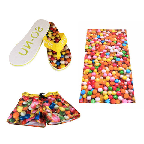 Sweets Men Shorts Bundle | SO-NU | Eye Catching Apparel & Home Goods