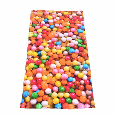 Beach Towel - Sweets | SO-NU | Eye Catching Apparel & Home Goods