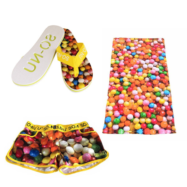 Sweets Women Shorts Bundle | SO-NU | Eye Catching Apparel & Home Goods