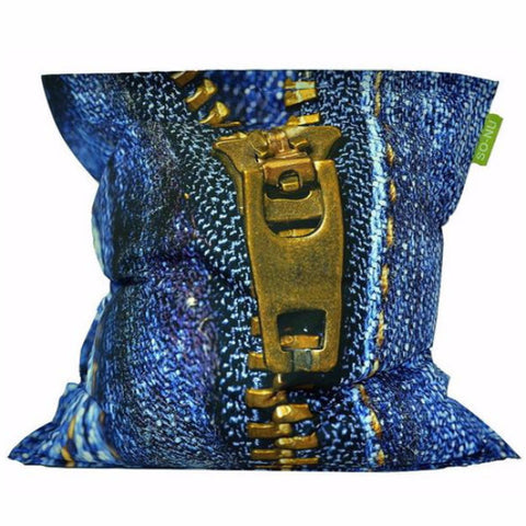Giant Bean Bag - Zipper | SO-NU | Eye Catching Apparel & Home Goods