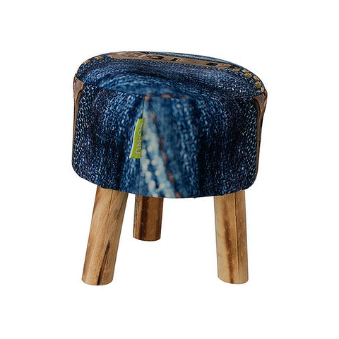 Stool - Zipper | SO-NU | Eye Catching Apparel & Home Goods