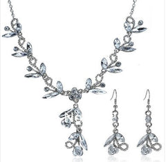Joy - Necklace & Earrings Set