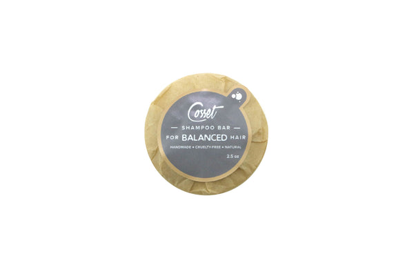 Balanced Hair (Solid Shampoo)