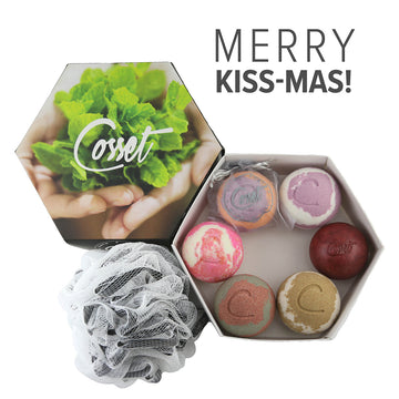 Merry Kiss-mass! (Holiday Stressless Gift Set)