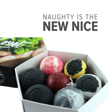 Naughty is the New Nice (Holiday Stressless Gift Set)