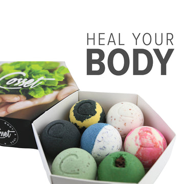 Heal Your Body (Holiday Stressless Gift Set)