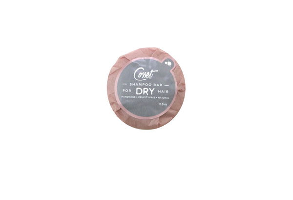 Dry Hair (Solid Shampoo)