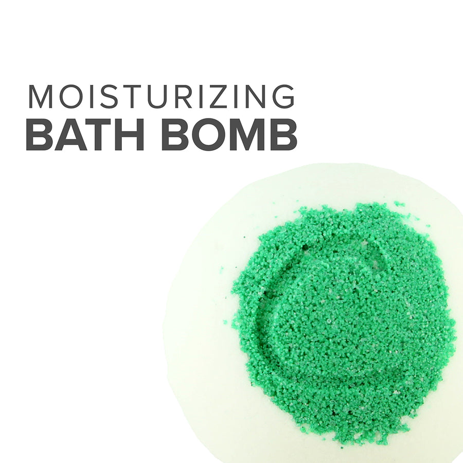 Coconuts About Lime Therapy Bomb (Moisturizing Bath)