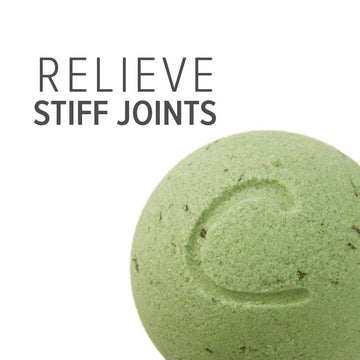Seaweed Therapy Bomb (Relieve Stiff Joints Botanical Bath)