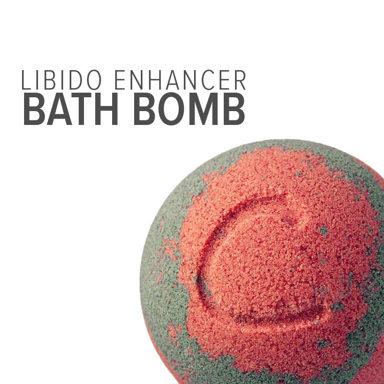 Some Like it Hot Therapy Bomb (Libido Enhancer Bubble Bath)