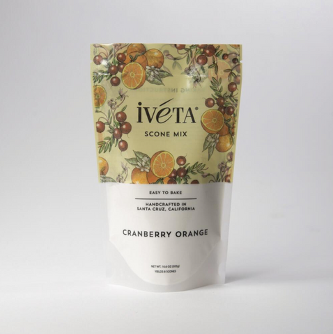 Iveta Cranberry Orange Scone Mix