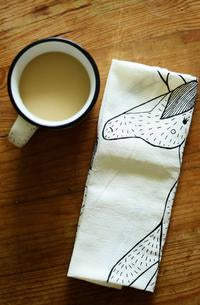 Gingiber Unicorn Tea Towel