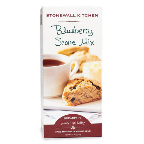 Stonewall Kitchen Blueberry Scone Mix