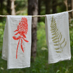 June & December Clover Towel