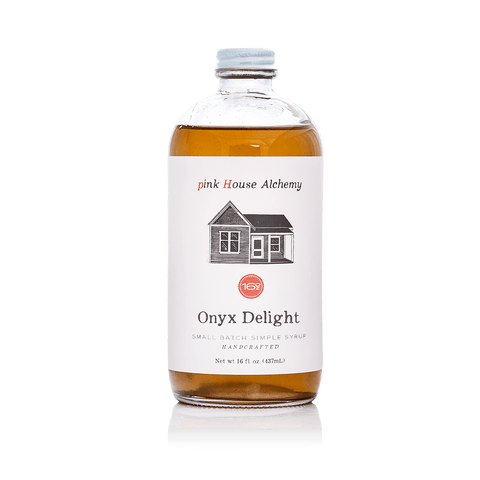 Pink House Alchemy Onxy Delight Syrup