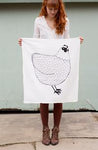 Gingiber Cheery Chicken Tea Towel