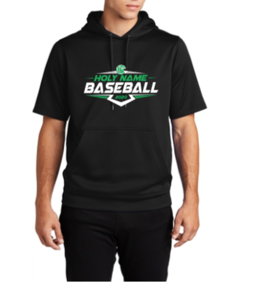 Holy Name Baseball Short Sleeve Hood 1