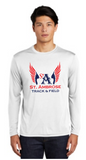 St. Ambrose Track Long Sleeve
