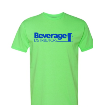 Beverage Uniform T shirt 5180