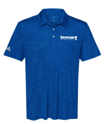 Beverage Mens Adidas Dri Fit Polo