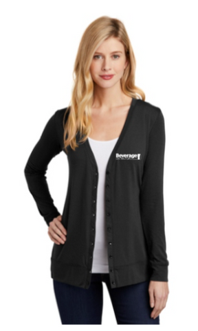 Beverage Women's Cardigan Sweater