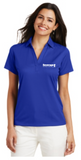 Beverage Women's Performance Fine Jacquard Polo