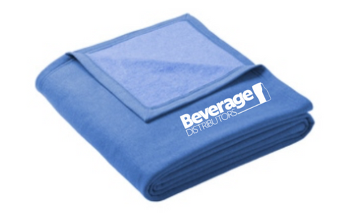 Beverage Sweatshirt Blanket
