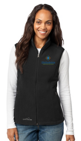 Ohio Guidestone Eddie Bauer® - Ladies Fleece Vest