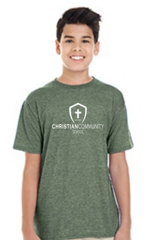 CCS Spirit Wear Youth T shirt