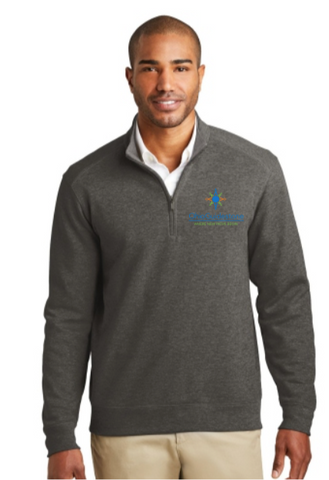 OhioGuidestone Port Authority® Interlock 1/4-Zip