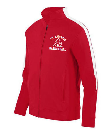 St. Ambrose Basketball Full Zip