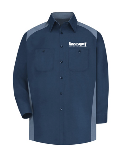 Beverage Distributors Long Sleeve Motor Sports Shirt SP18