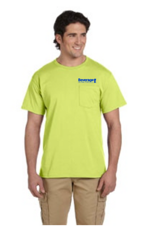Beverage Distributors Tee W/Pocket 29MP