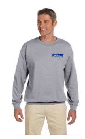 Beverage Distributors Crew Neck Sweatshirt 4662M
