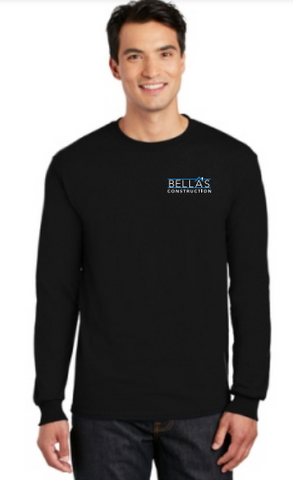 Bella's Construction Mens Long sleeve Tee