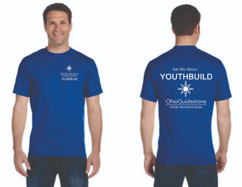 "OhioGuidestone ""Youth Build"" Tee"