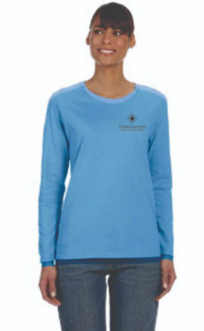 OhioGuidestone Residential Uniform Staff Ladies Long Sleeve Tee