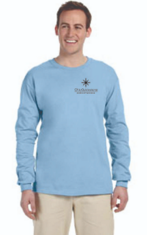 OhioGuidestone Residential Uniform Staff Long Sleeve Tee